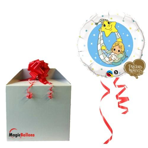 Balloon Precious moments- baby pink