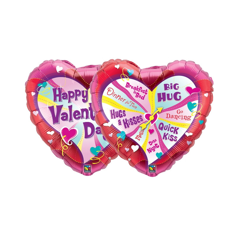 Valentinovo spinner