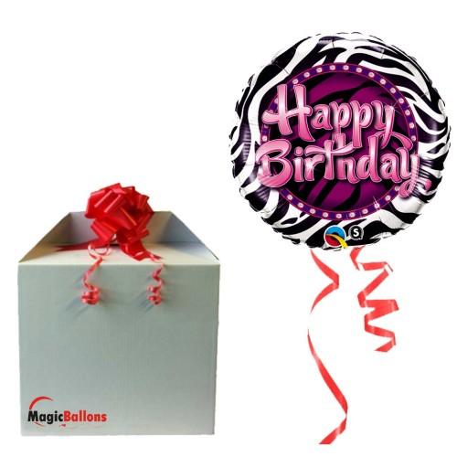 Balloon Birthday Blossom