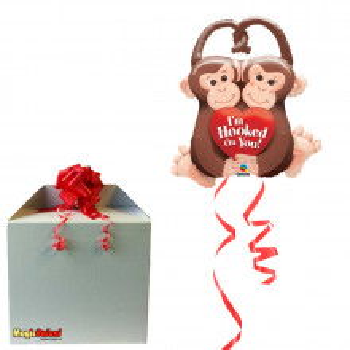 Monkeys - I'm Hooked On You - napihnjen