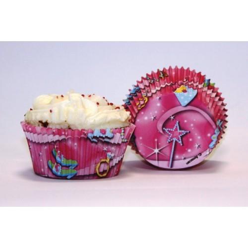 Princeska muffin posodice