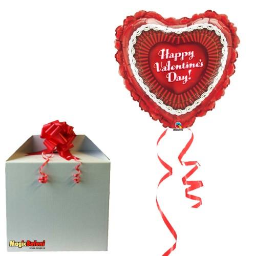 Valentine's Candy Box - napihnjen