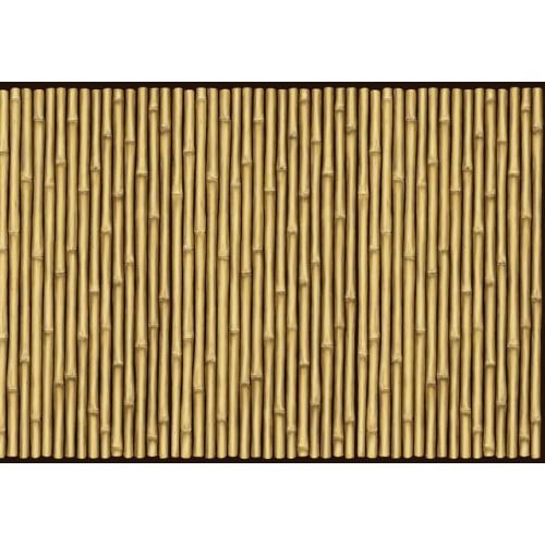 Bambus sten dekoracija