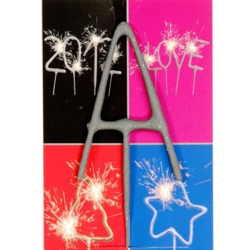 Sparkler - letters