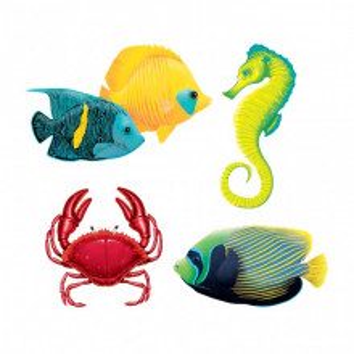 Morske živali - obesek