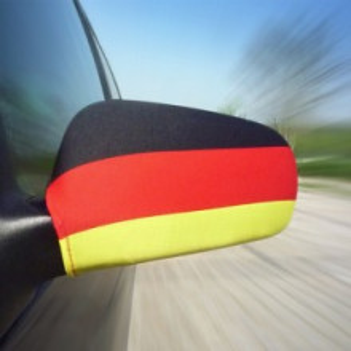 Nemčija - zastavice za avto ogledala