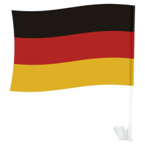 Nemčija - avtomobilska zastava
