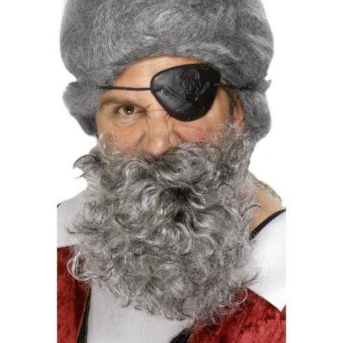 Piratska rjava brada