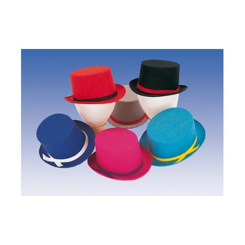 Barvni cilindri - klobuki