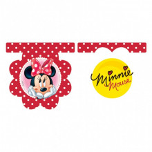 Minnie Mouse-flag banner