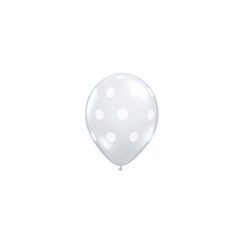 Big Polka Dots- tropical