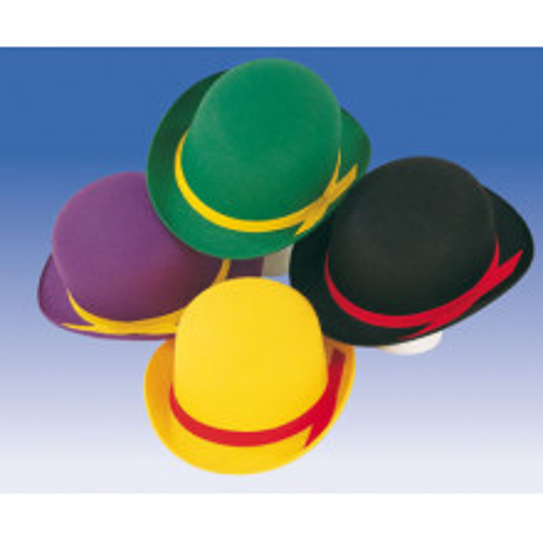 Barvni klobuèki