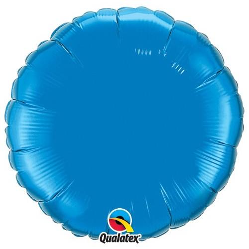 Sapphire blue 10 cm