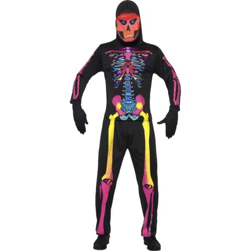 Črni duhec kostum