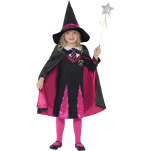 Čarovnica šolska deklica