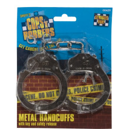 Policijske lisice metal
