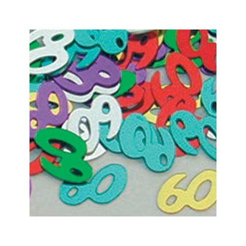 Konfetki - 60 Assorted