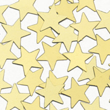 Konfetki - Gold Stars Large