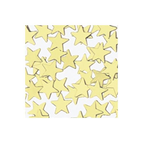 Konfetki - Gold Stars Mini