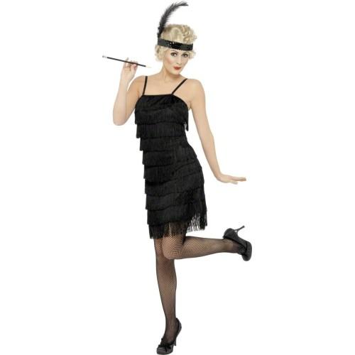 Flapper resast kostum