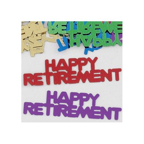 Konfetki - Happy Retirement Ass.
