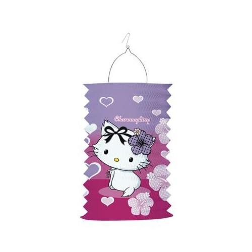 Charmmy Kitty Hearts lanterna