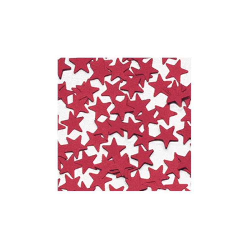 Konfetki - Red Stars Mini