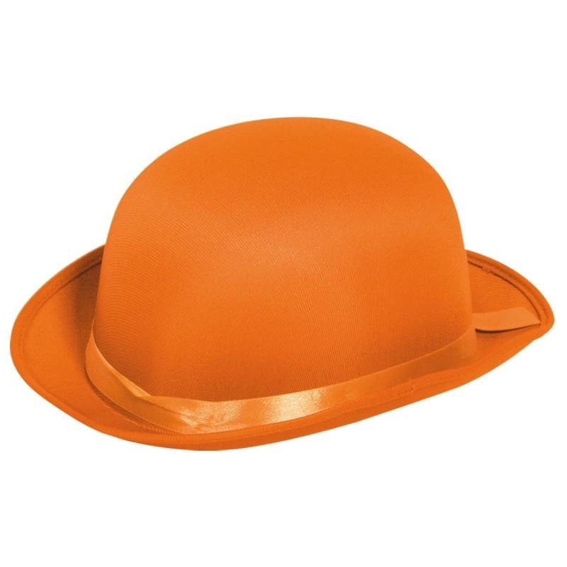 MagicBallons- Carnival- Hat- Orangebowler hat e3630286737
