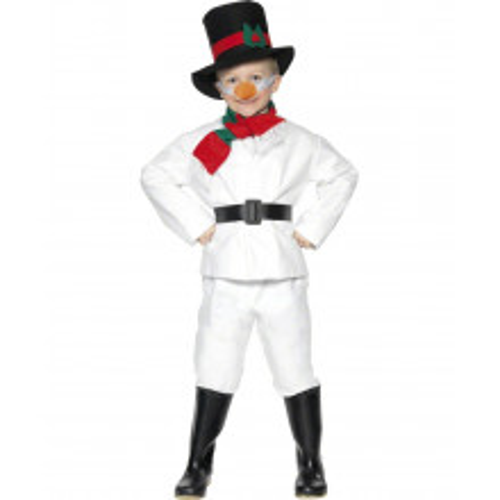Mali sneženi mož kostum