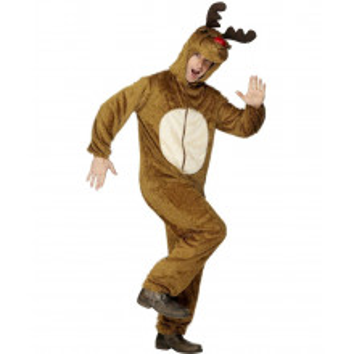 Rjavi jelen kostum