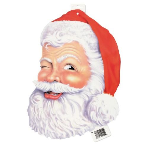 Santa cutout