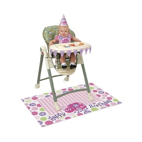 Ladybug  chair kit