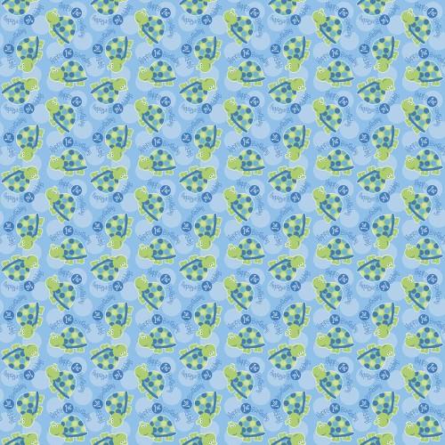 Želvica tulijoč papir