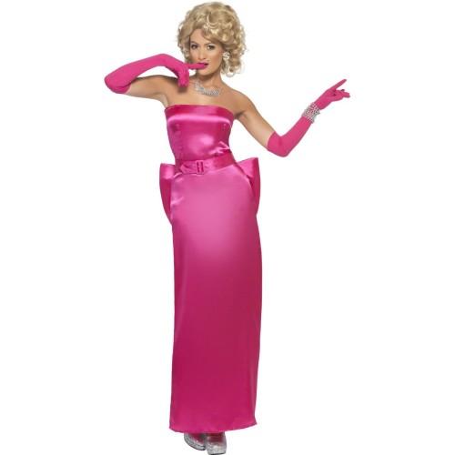 Dama 80. leta kostum