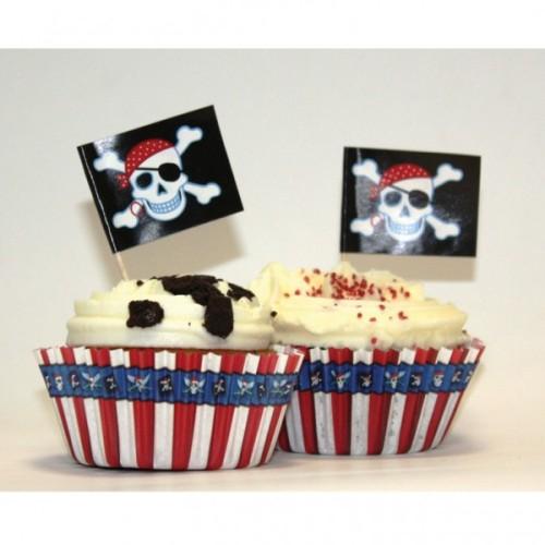 Piraten Cupcake Kit