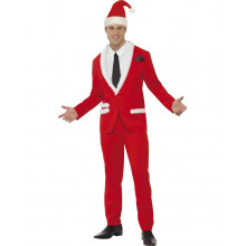 Poslovni božiček kostum