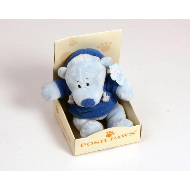 plišasti medvedek blue