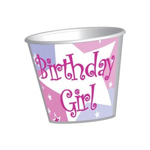 Birthday Girl shot glass