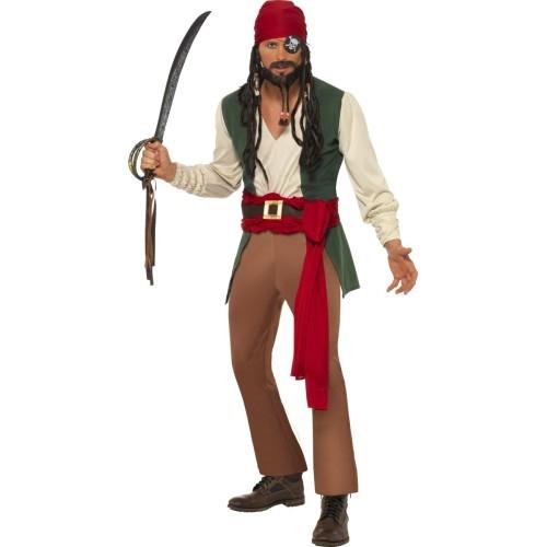 Pirat iz Karibov kostum