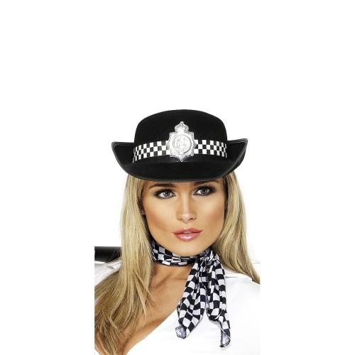 Ženski policijski klobuček