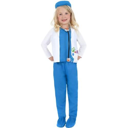 Mala zdravnica / zdravnik kostum