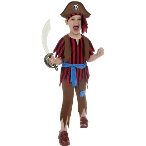 Mladi pirat kostum