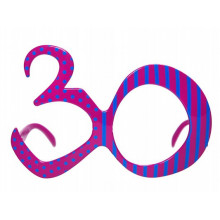 30 party glasses