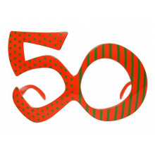 50 party glasses
