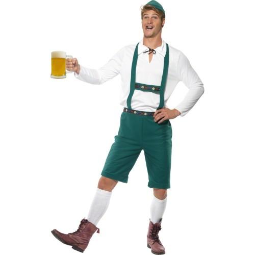 Oktoberfest moški kostum