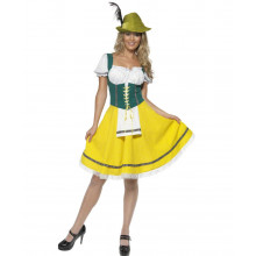 Oktoberfest ženski kostum