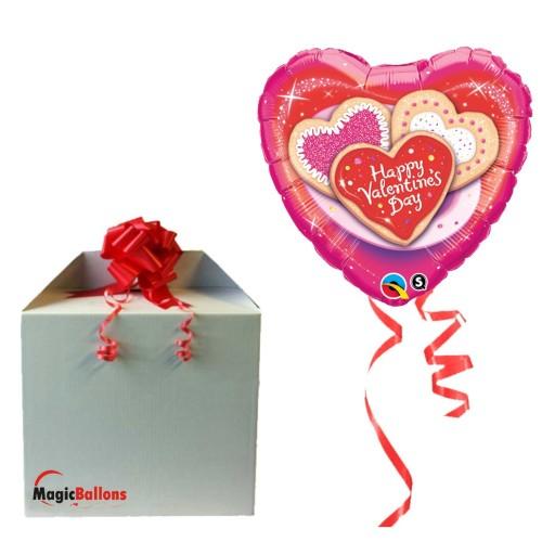 Piškoti sladkega valentina