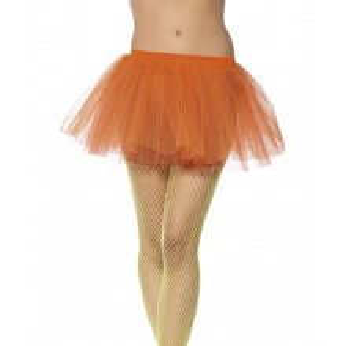 Tutu Petticoat - Neon orange