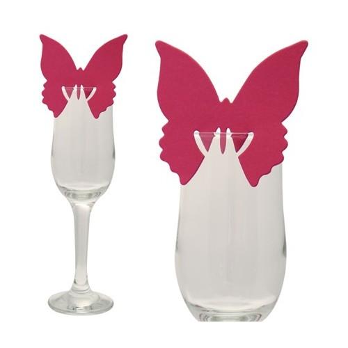 Pink metulj