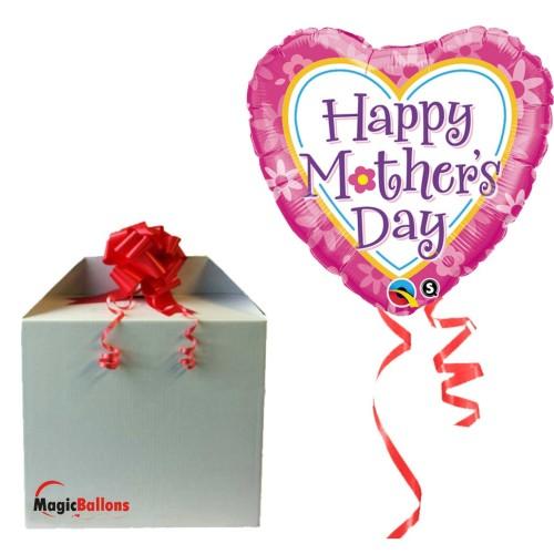 Mother's Day Daisies & Hearts  - gefüllt